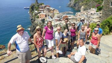 Trails Of Portofino And The Cinque Terre
