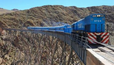 Train to the Clouds from Salta
