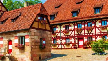 Trans-European cruise from Strasbourg to Tulcea (port-to-port cruise)