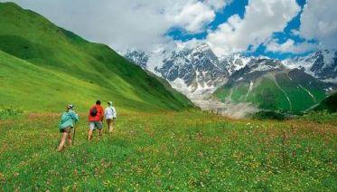 Transcaucasian Trail Hike Georgia