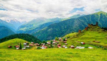 Transcaucasian Trail: Tusheti Explorer -