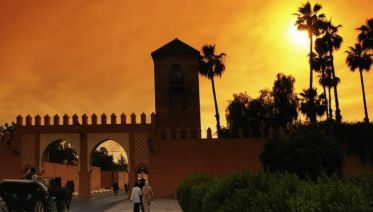 Transfer Marrakech Airport-Hotel In Marrakech