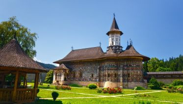 Transylvania and the Painted Monasteries of Bucovina