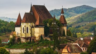 Transylvania Castles Tour - 4 days Tour from Bucharest
