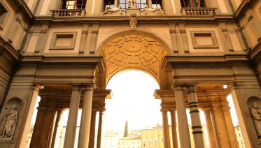 Treasures of Florence from Pisa
