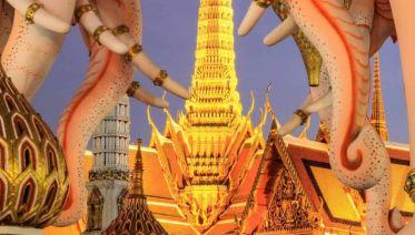 Treasures Of Thailand With Cambodia