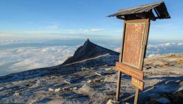 Trek Mt Kinabalu