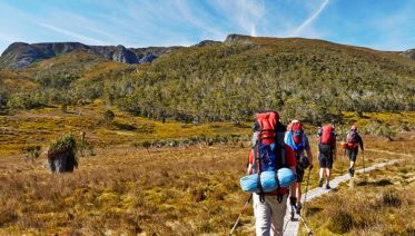 Trek the Cradle Mountain Overland Track