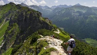 Trek the Polish High Tatras