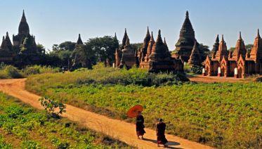 Trekking In Myanmar (Burma)