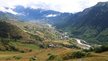 Trekking In Svaneti: From Mestia To Ushguli