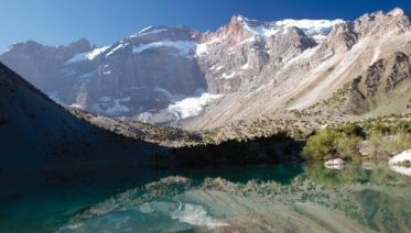 Trekking in the Gissar, Fann and Pamir Mountains Tajikistan