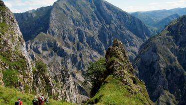 Trekking In The Picos De Europa
