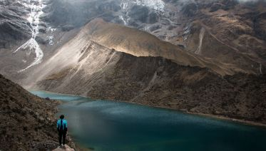 Trekking to the Humantay Lake Tour 1 Day