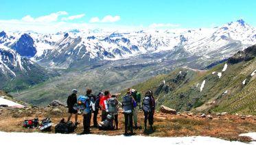 Trekking Tour - Altos De Lircay Reserve