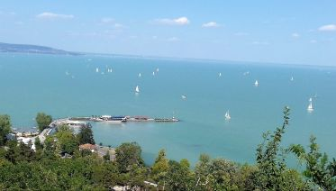 Trip to the Hungarian Sea: Lake Balaton