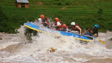 Trisuli River Rafting Day Trip