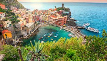 Tuscany and the Italian Riviera