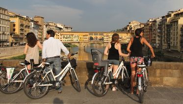 Tuscany By E-Bike From Lucca