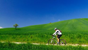 Tuscany By E-Bike From Montecatini
