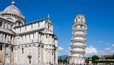 Tuscany: Cycle Pisa to Florence