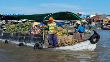 Two-day Mekong cruise: Saigon to Phu Quoc