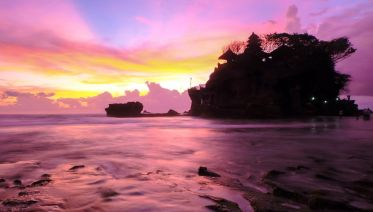 Ubud Monkey Forest & Tanah Lot Sunset Tour