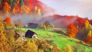 Ukraine Carpathians Discovery