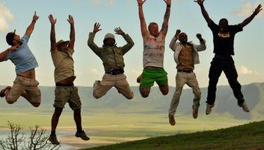 Ulitmate African Adventure 39 days Accommodated
