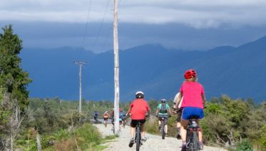 Hike Abel Tasman & West Coast Rainforests