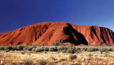 Uluru to Adelaide