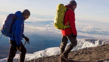 Umbwe Route, Gold Level Premium Climb