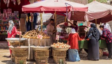 Unusual Cairo Day Trip To Local Markets