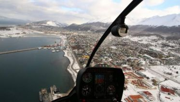 Ushuaia City Helicopter Ride