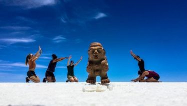 Uyuni Salt Flats Air-Expedition 3D/2N (Salt Lodge)