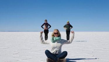 Uyuni Salt Flats & Desert Adventure 4D/3N (Atacama to La Paz)