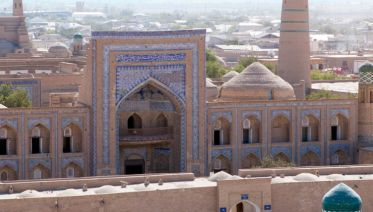 Uzbekistan & Turkmenistan Adventure