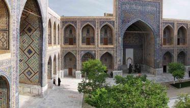 Uzbekistan & Turkmenistan Discoverer