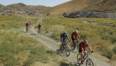 Uzbekistan By Bike
