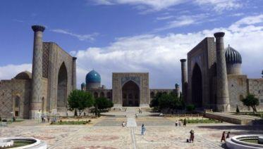 Uzbekistan Explorer 14D/13N