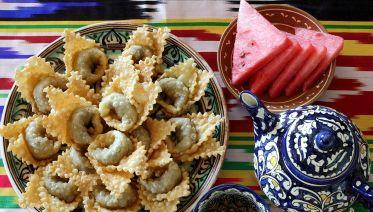 Uzbekistan Gastronomic Tour: 10 Days