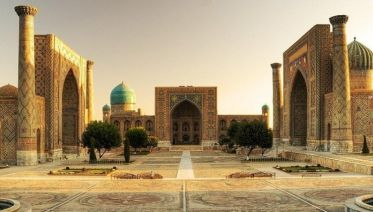 Uzbekistan Highlights