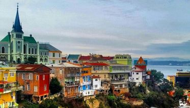 Valparaiso & Vina del Mar Extravaganza: Private Full-Day