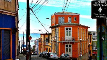 Valparaiso And Viña Del Mar Tour - Stop In A Vineyard