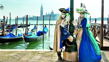 Venice Bus Tour from San Gimignano
