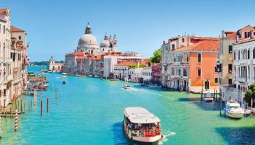 Venice, the Lagoon islands and the Pô Delta (port-to-port cruise)