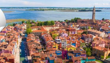 Venice, The Venetian Lagoon And The Pô River: Cruise And Hiking Along The Most Beautiful Trails Near Venice (port-to-port Cruise)