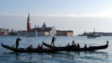 Venice Walking Tour, Gondola Ride & St Mark's Basilica