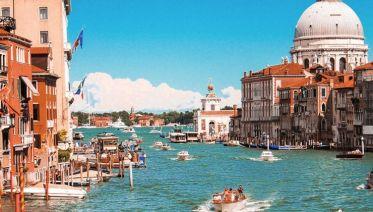 Venture to Venice