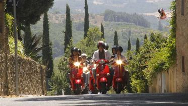 Vespa & Chianti Tour From Florence